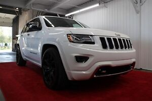 2016 Jeep Grand Cherokee OVERLAND DIESEL * COMME NEUF!!!