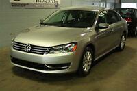 2013 Volkswagen Passat 2.5L Trendline A6,AUT, MAGS, AIR 2 ZONES,