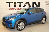 2014 Mazda CX-5 GT  Auto  Leather  Sunroof  Navigation  Blue