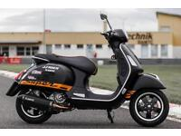 Vespa 300 reg as 125 w.a.n.t.e.d