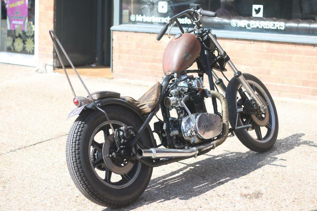 1978 Yamaha xs650 hardtail chop | in Chelmsford, Essex | Gumtree