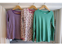 3 Mini Boden t-shirts – age 5-6 and 7-8
