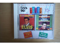 "Elvis Presley CD collection ""Double Features"""