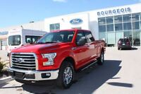 2015 Ford F-150 XLT4X4  3.5L V6 ECOBOOST NEW 301A
