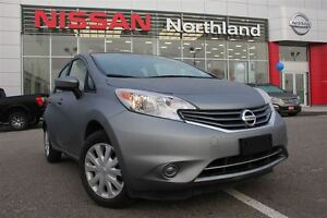2015 Nissan Versa Note 1.6/Power Options/IPOD/Back Up Cam/AUX/Bl