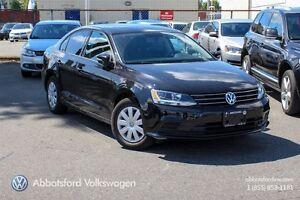2015 Volkswagen Jetta TRENDLINE+ 2.0L 5-SPEED MANUAL