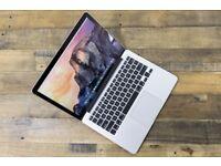 Macbook Pro Retina 13 inch i7 - 8GB - 256 GB SSD . Final cut , Logic Pro , Office 2016