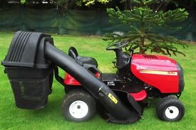 Rally Lawntractor Lawn Mower Tractor Ride-On Lawnmower For Sale Armagh Area