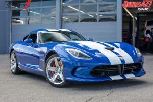 2014 Dodge SRT Viper **IN STOCK**2014 VIPER GTS**GTS BLUE