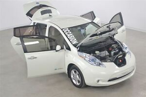 2012 Nissan LEAF SL GPS+Camera de Recul+Bluetooth+Quick Charge