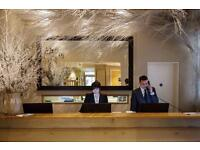 Full Time Hotel Receptionist, Old Bank Hotel - Oxford