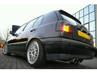1996 VOLKSWAGEN VW GOLF MK3 GTI REPLICA 1.4 PETROL LOWERED VDUB BBS SS EXHAUST PX TRY ME