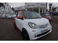 Smart Fortwo 1.0 Edition 1 (s/s) 2dr