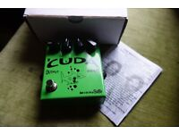 SIB Electronics Cuda Overdrive Pure class A tube distortion/overdrive £250 new