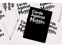 Cards Against Muggles - Harry Potter card game