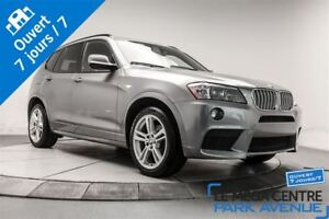 2014 BMW X3 xDrive28i, M SPORT EXECUTIVE PKG