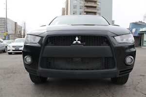 2010 Mitsubishi Outlander LS, AWD, 7 SEATER, ACCIDENT FREE , HEA