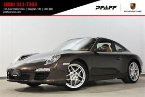 2010 Porsche 911 Carrera Coupe PDK