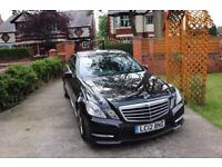 2012 MERCEDES-BENZ E CLASS E220 CDI AUTOMATIC DIESEL blue efficiency, -FUL SERVICE HISTORY