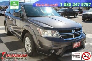 2015 Dodge Journey SXT, 7 Pass, Not Smoked In, One Owner!!!