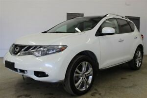 2011 Nissan Murano LE - Nav| Pano Roof| Leather| PST paid