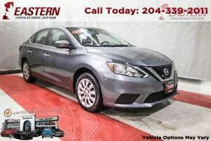 2016 Nissan Sentra 1.8 MP3 DECODER CD PLAYER POWER GROUP