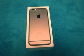 Apple iPhone 6 128GB O2/giffgaff Faulty Touch ID