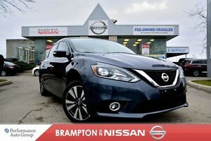 2016 Nissan Sentra 1.8 SL *Blind spot warning, Navigation, Rear