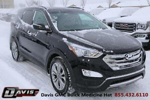 2016 Hyundai Santa Fe  Limited Navigation! Sunroof!...