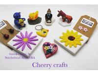 Fimo polymer clay 6 week course