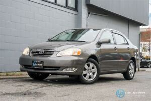 2006 Toyota Corolla LE! Only 98000kms! Local!