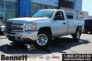 2013 Chevrolet Silverado 1500 WT - 5.3 V8 4x4 Reg Cab Long Box