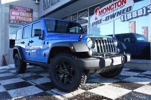 2015 Jeep WRANGLER UNLIMITED Sport | Willy's | 6-Speed | Touch s
