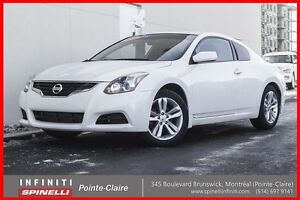 2010 Nissan Altima 2.5 S CUIR/SUNROOF/MAGS