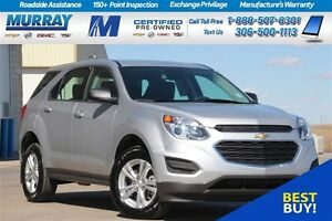 2016 Chevrolet Equinox LS*REAR VISION CAMERA*4G LTE WI-FI*