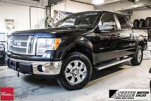 2010 Ford F-150 LARIAT! NAV! LEATHER! ROOF!