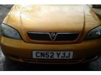 Vauxhall Astra Bertone Coupe 2002 1800
