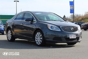 2012 Buick Verano One Owner! Local Trade! $88 BI-WEEKLY!