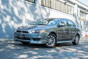 2013 Mitsubishi Lancer SE AWC! Only 42000kms! Local! No Accident