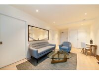 A beautifully appointed Manhattan style luxury one bedroom apartment in new Battersea Development-TG