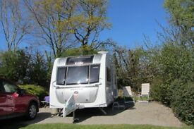 Elddis Affinity 574 Caravan. 2016. Little Used in As New Condition.