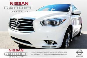 2013 Infiniti JX JX-35 AWD ONE OWNER/NEVER ACCIDENTED/NAVIGATION