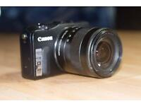 Canon EOS M 18-55mm Kit