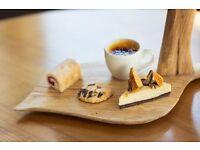 Demi Chef de Partie, 2 rosette restaurant & tips