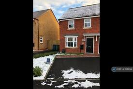 3 bedroom house in Dewsbury Crescent, Stafford, ST18 (3 bed)
