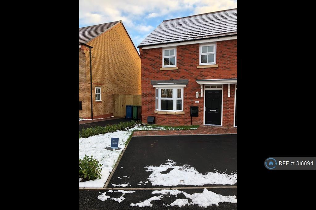 3 bedroom house in Dewsbury Crescent, Stafford, ST18