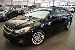 2012 Subaru Impreza TOURING 4D Sedan at