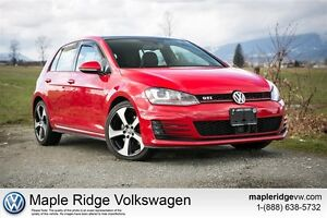 2015 Volkswagen Golf GTI 5-Door DSG