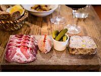 Soif restaurant - Chef de partie - Battersea rise