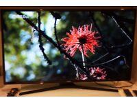"SAMSUNG UE43KU6000 Smart 4k Ultra HD HDR 43"" LED TV RRP £499"